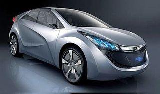 Hyundai Blue-Will Plug-In Hybrid Concept