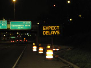Ike delay sign 4-6-10